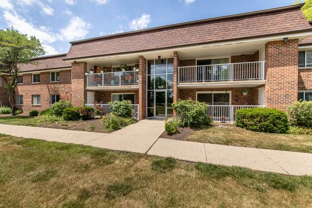 1108 Mercury Drive 2C, Schaumburg, IL 60193 (MLS #11126692) :: Carolyn and Hillary Homes