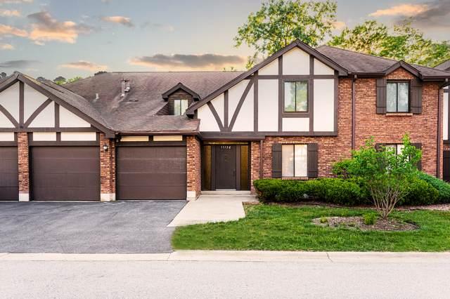 11136 Cottonwood Drive 1A, Palos Hills, IL 60465 (MLS #11126771) :: Schoon Family Group