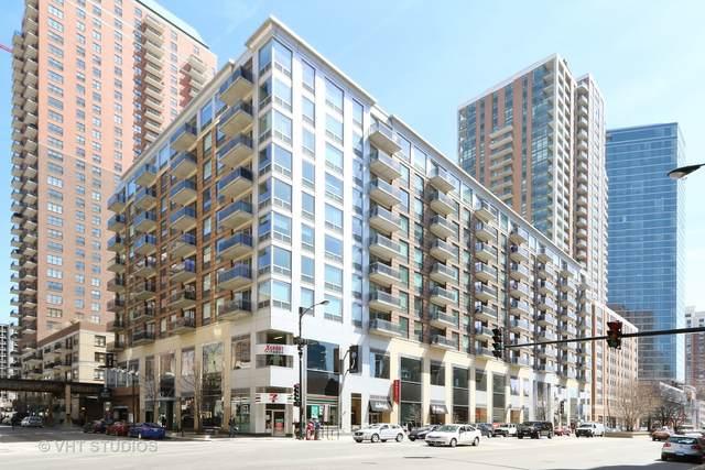1 E 8th Street #302, Chicago, IL 60605 (MLS #11127008) :: RE/MAX Next