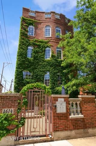 1614 N Artesian Avenue C, Chicago, IL 60647 (MLS #11127111) :: Ani Real Estate