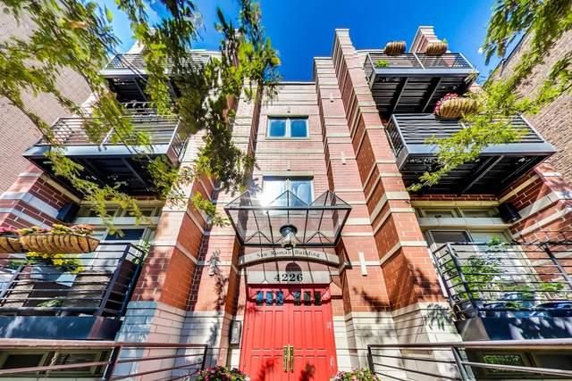 4226 N Ashland Avenue 3B, Chicago, IL 60613 (MLS #11127220) :: BN Homes Group