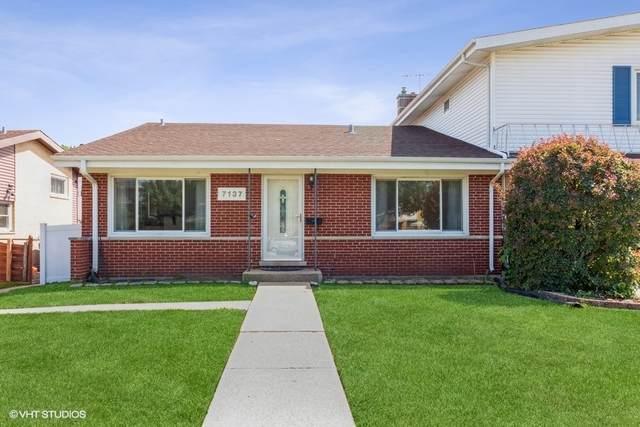 7137 W Niles Avenue, Niles, IL 60714 (MLS #11127488) :: Carolyn and Hillary Homes