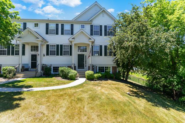 1077 Manchester Circle #1077, Grayslake, IL 60030 (MLS #11127566) :: Jacqui Miller Homes