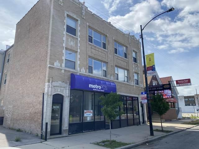 3839 N Western Avenue #204, Chicago, IL 60618 (MLS #11127922) :: Lewke Partners