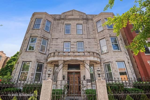 635 W Belmont Avenue 2E, Chicago, IL 60657 (MLS #11127947) :: Lewke Partners
