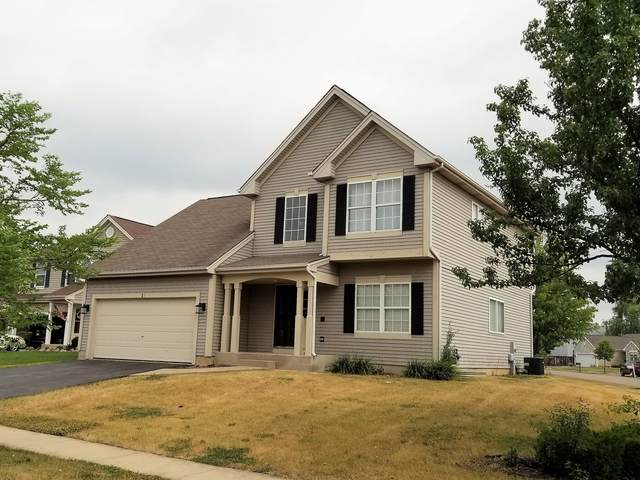 1 Banbury Court, Lake In The Hills, IL 60156 (MLS #11128631) :: BN Homes Group