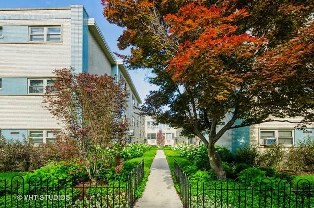 4852 N Paulina Street 1E, Chicago, IL 60640 (MLS #11130085) :: Angela Walker Homes Real Estate Group