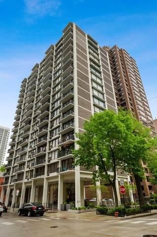1400 N State Parkway 17B, Chicago, IL 60610 (MLS #11130896) :: John Lyons Real Estate