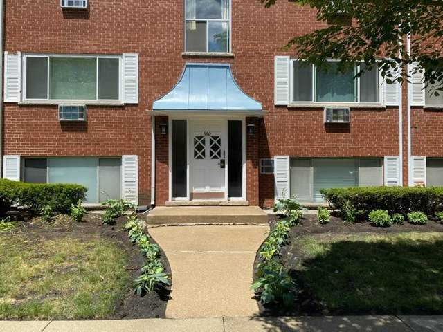 658 Washington Boulevard #6, Oak Park, IL 60302 (MLS #11131824) :: Helen Oliveri Real Estate