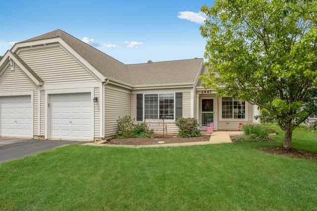 2447 Summerwind Lane, Montgomery, IL 60538 (MLS #11133689) :: O'Neil Property Group