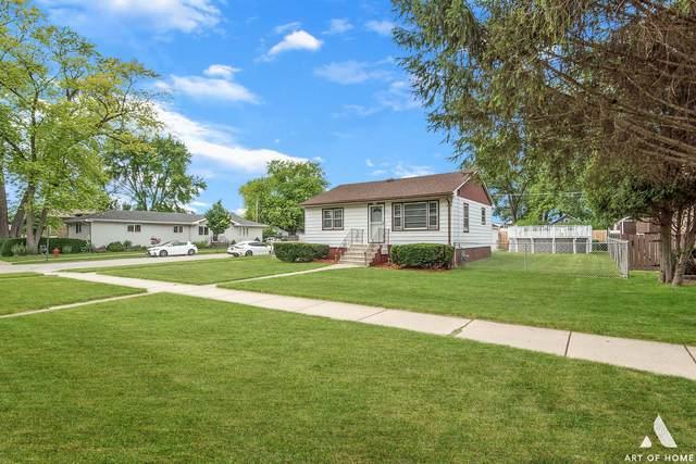 5838 W 91st Street, Oak Lawn, IL 60453 (MLS #11134660) :: RE/MAX Next