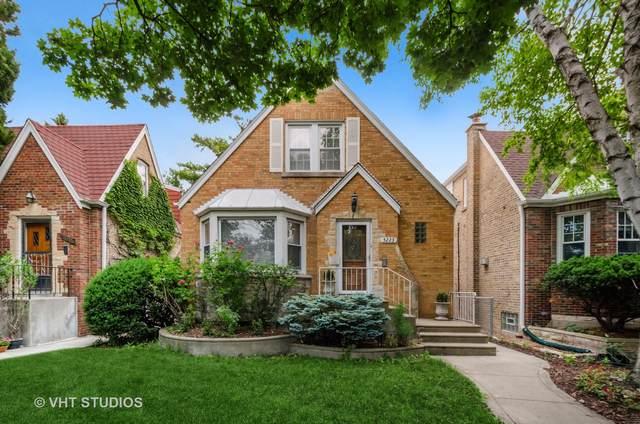 5223 N Larned Avenue, Chicago, IL 60630 (MLS #11134956) :: John Lyons Real Estate