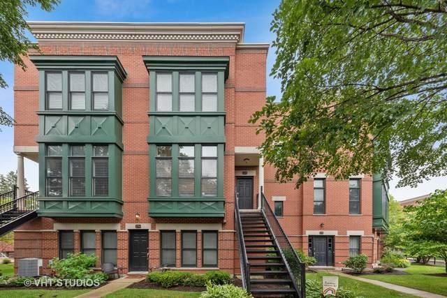 128 N Rose Street, Palatine, IL 60067 (MLS #11135115) :: John Lyons Real Estate