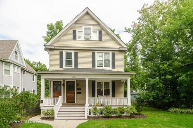 1119 Washington Street, Evanston, IL 60202 (MLS #11135135) :: John Lyons Real Estate