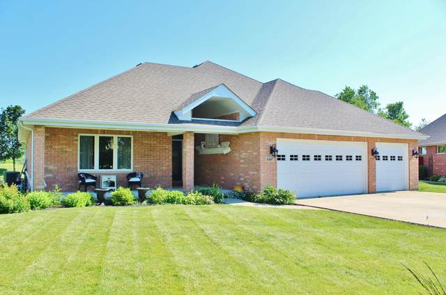 1447 Lakeside Lane, Morris, IL 60450 (MLS #11136051) :: Jacqui Miller Homes