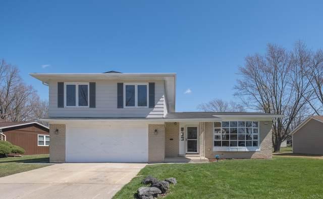 22539 Lakeshore Drive, Richton Park, IL 60471 (MLS #11136154) :: O'Neil Property Group