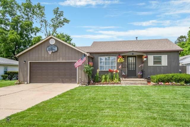 111 S Reed Street, Joliet, IL 60436 (MLS #11137935) :: Jacqui Miller Homes