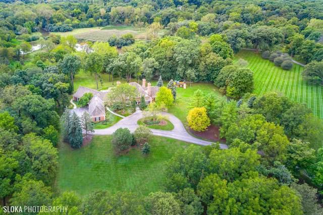 535 Oak Knoll Road, Barrington Hills, IL 60010 (MLS #11138351) :: The Wexler Group at Keller Williams Preferred Realty