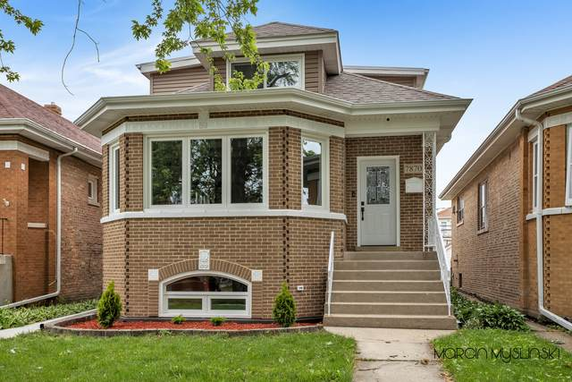 7870 W Oakleaf Avenue, Elmwood Park, IL 60707 (MLS #11140540) :: O'Neil Property Group