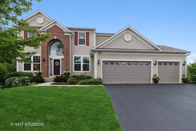 752 Porter Circle, Lindenhurst, IL 60046 (MLS #11140805) :: Suburban Life Realty