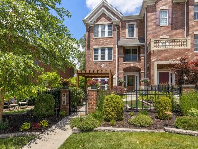 316 W Burlington Avenue #316, Westmont, IL 60559 (MLS #11141869) :: O'Neil Property Group