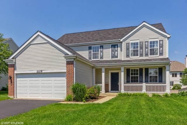 2109 Sienna Drive, Joliet, IL 60431 (MLS #11142376) :: Carolyn and Hillary Homes