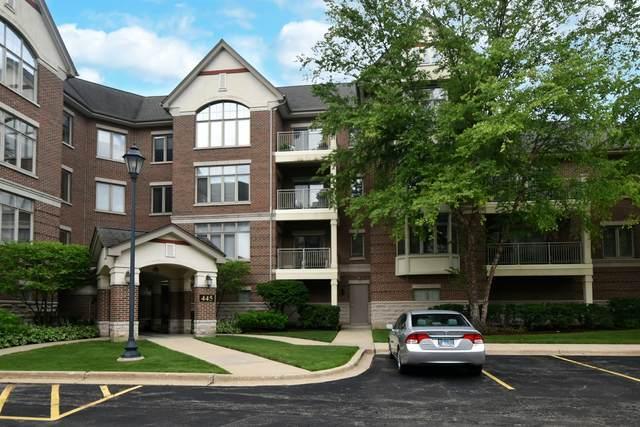 445 Village Green #211, Lincolnshire, IL 60069 (MLS #11142441) :: John Lyons Real Estate
