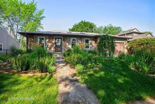 370 S Garden Avenue, Roselle, IL 60172 (MLS #11143438) :: Suburban Life Realty