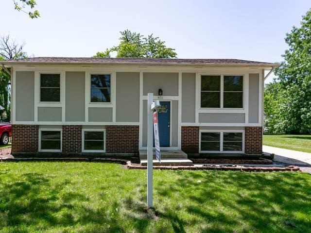 831 Tamms Lane, Bolingbrook, IL 60440 (MLS #11143471) :: O'Neil Property Group