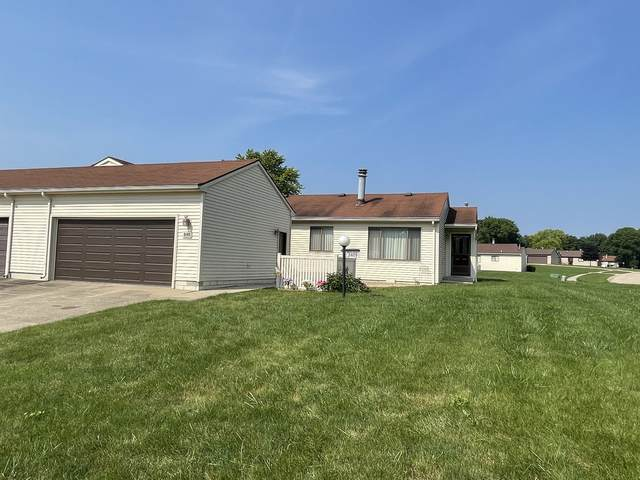 2409 Heritage Drive #0, Champaign, IL 61822 (MLS #11143735) :: Littlefield Group