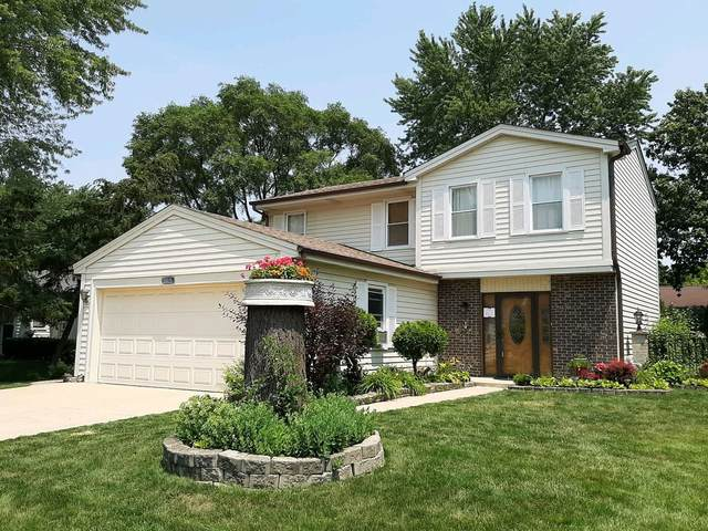 645 Radnor Drive, Roselle, IL 60172 (MLS #11143767) :: Jacqui Miller Homes