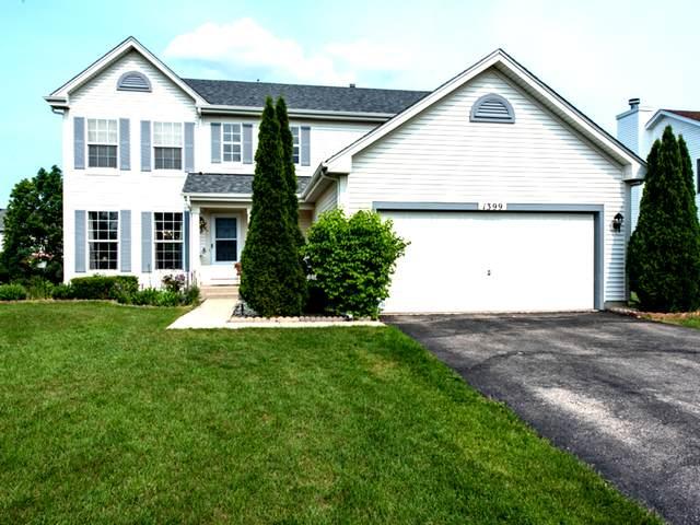 1399 S Amarias Drive, Round Lake, IL 60073 (MLS #11144370) :: O'Neil Property Group