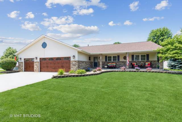 1025 Prince Valiant Lane, Bourbonnais, IL 60914 (MLS #11144814) :: O'Neil Property Group