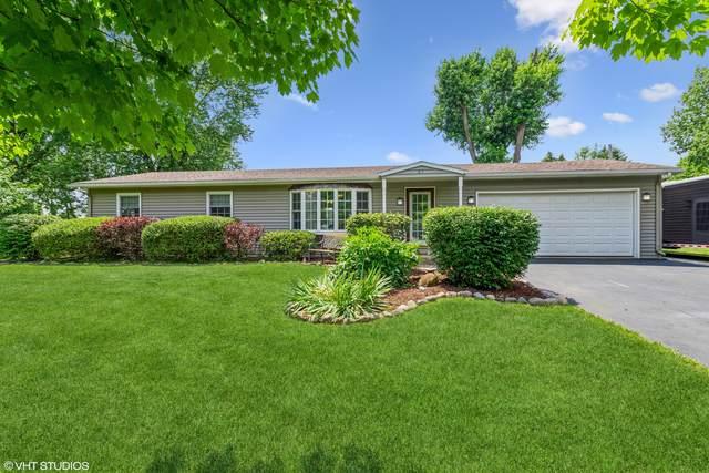 37 W Rickard Drive, Oswego, IL 60543 (MLS #11145182) :: O'Neil Property Group