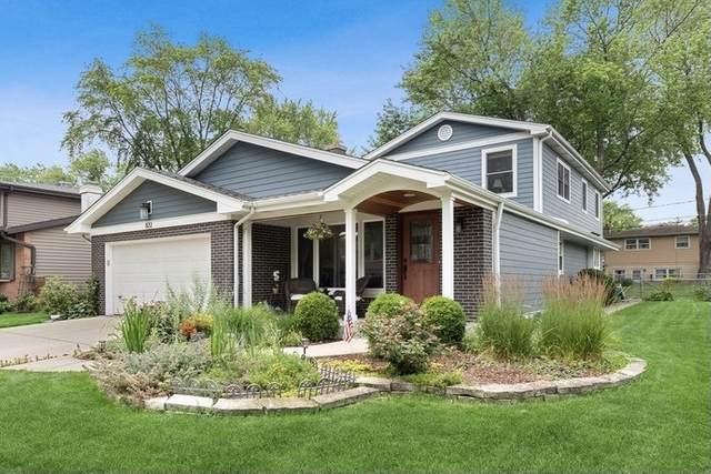 822 S Roosevelt Avenue, Arlington Heights, IL 60005 (MLS #11145368) :: O'Neil Property Group