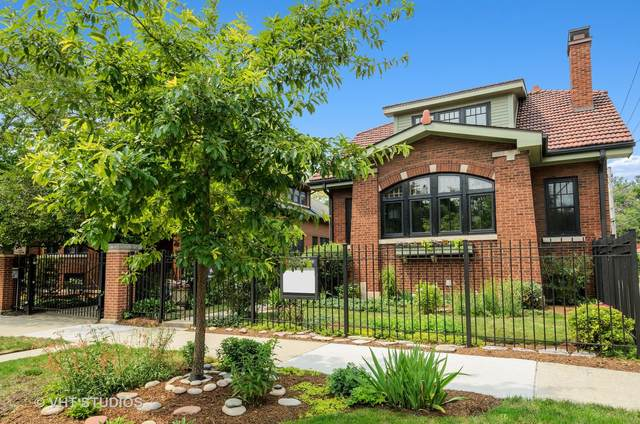 1714 W Gregory Street, Chicago, IL 60640 (MLS #11146053) :: Jacqui Miller Homes