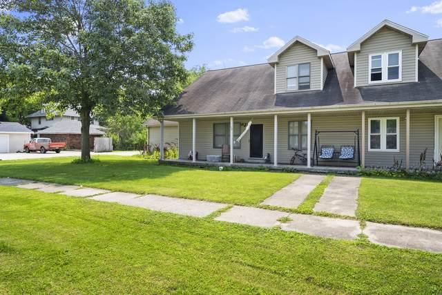 112 W Washington Street, Gardner, IL 60424 (MLS #11147934) :: Carolyn and Hillary Homes