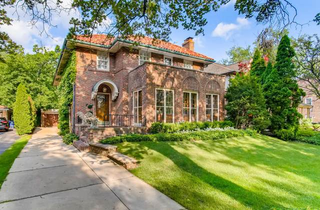 4719 Grand Avenue, Western Springs, IL 60558 (MLS #11148029) :: O'Neil Property Group