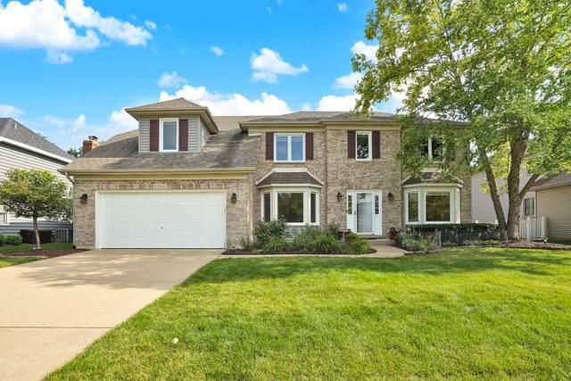 2704 Fairhauser Road, Naperville, IL 60564 (MLS #11148355) :: Jacqui Miller Homes
