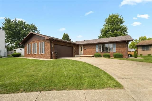 1058 Lancaster Court, Rantoul, IL 61866 (MLS #11149353) :: Ryan Dallas Real Estate