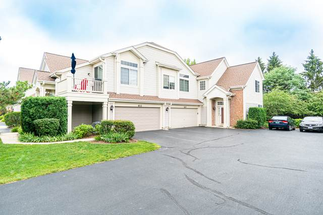 614 E Thornhill Lane #614, Palatine, IL 60074 (MLS #11152894) :: The Wexler Group at Keller Williams Preferred Realty