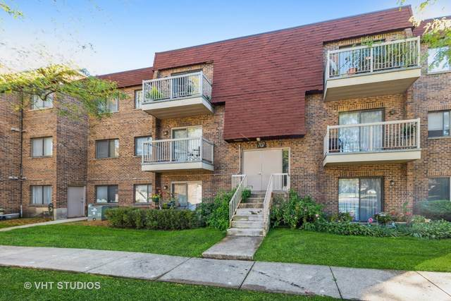 707 W Central Road A5, Mount Prospect, IL 60056 (MLS #11152919) :: The Spaniak Team