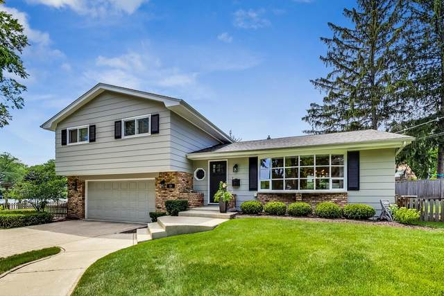 731 Town Place, Hinsdale, IL 60521 (MLS #11153920) :: The Wexler Group at Keller Williams Preferred Realty