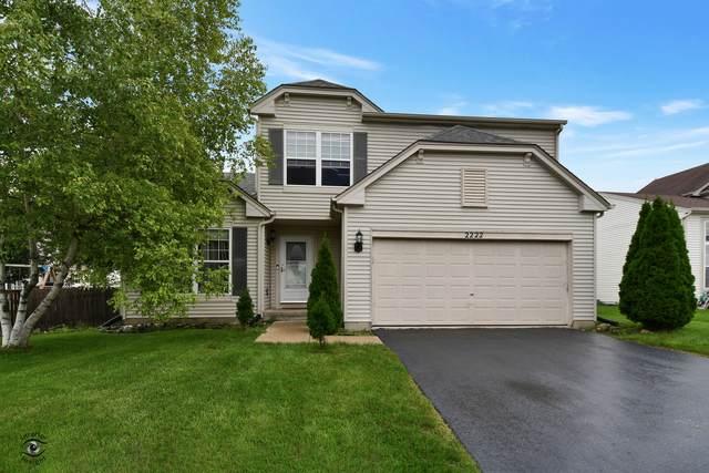 2222 Covington Lane, Plainfield, IL 60586 (MLS #11155539) :: Suburban Life Realty