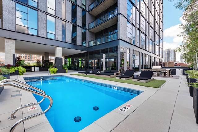 400 W Huron Street #501, Chicago, IL 60654 (MLS #11155777) :: Ryan Dallas Real Estate