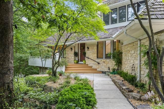 119 Oak Ridge Drive E, Burr Ridge, IL 60527 (MLS #11156772) :: The Wexler Group at Keller Williams Preferred Realty
