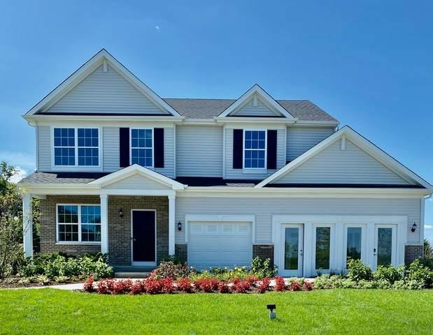 8708 Sedge Meadow Drive, Wonder Lake, IL 60097 (MLS #11156808) :: The Wexler Group at Keller Williams Preferred Realty