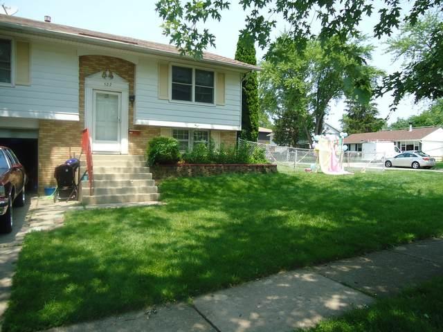522 Frederick Avenue, Streamwood, IL 60107 (MLS #11157112) :: Suburban Life Realty
