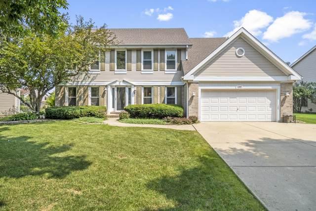 1372 Saint Claire Place, Schaumburg, IL 60173 (MLS #11157897) :: Jacqui Miller Homes