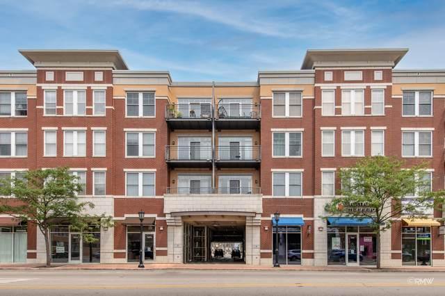 7243 Madison Street #313, Forest Park, IL 60130 (MLS #11158708) :: Angela Walker Homes Real Estate Group